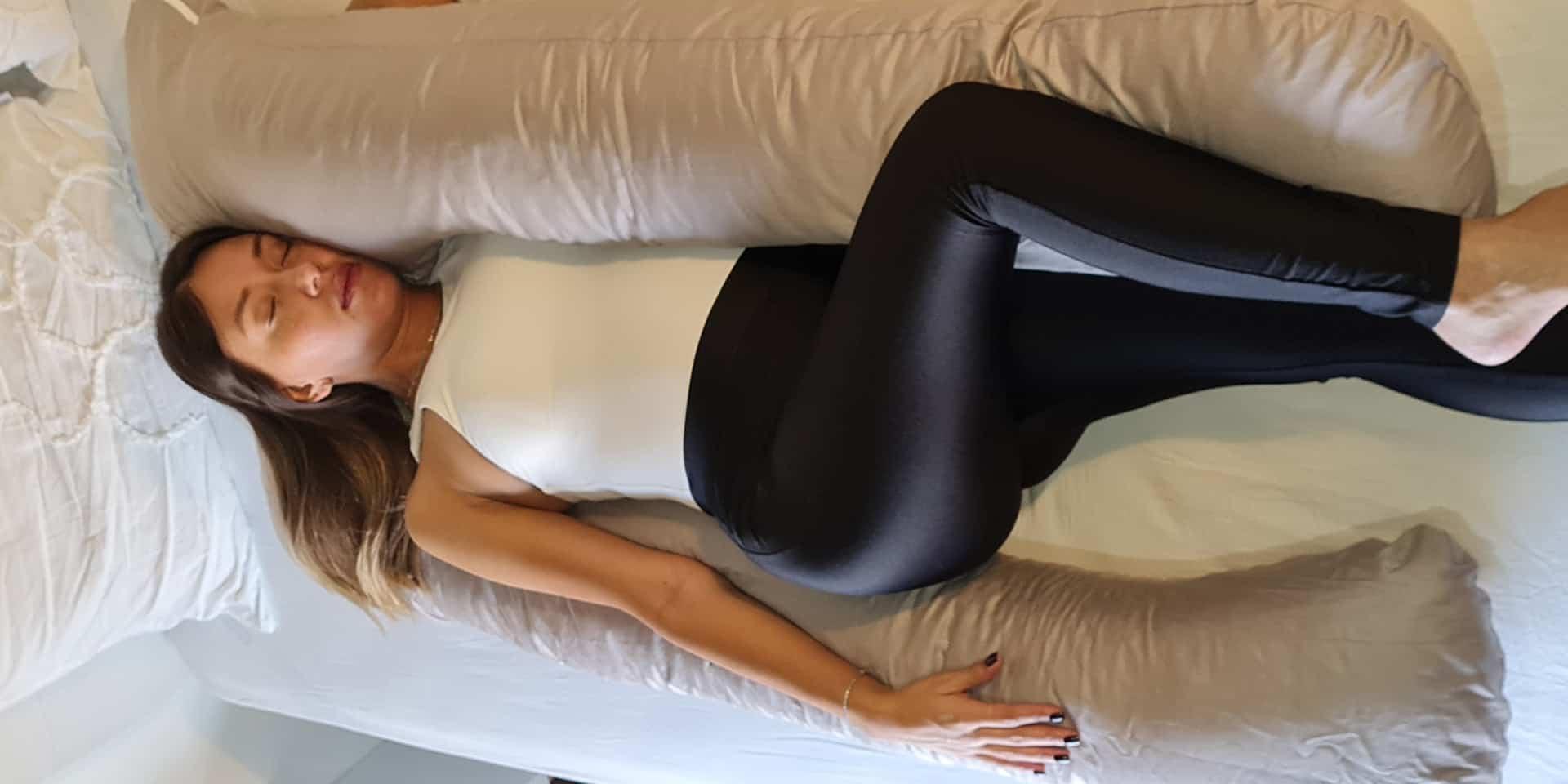 כרית הריון לשינה